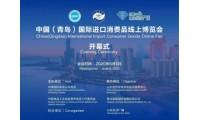 2020中国(青岛)国际进口消费品线上博览会开幕